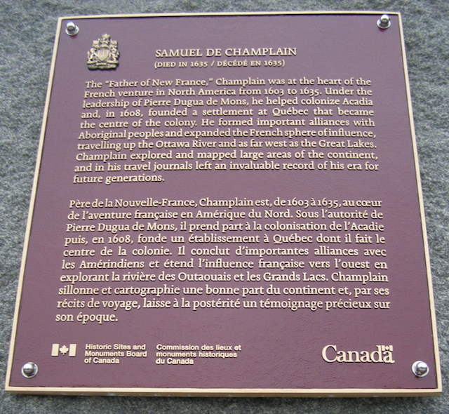 essay on samuel de champlain Immediately download the samuel de champlain summary, chapter-by-chapter analysis, book notes, essays, quotes, character descriptions, lesson plans, and more - everything you need for studying or teaching samuel de champlain.
