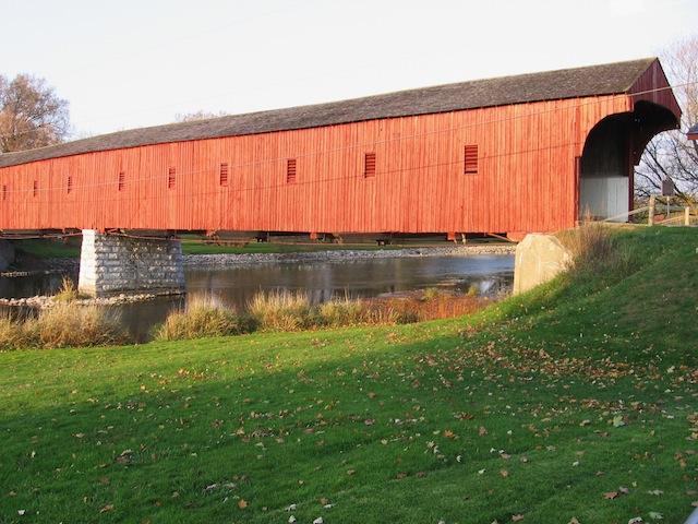 Kissing Bridge Vermont 1000+ images abo...